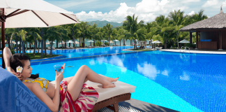 khách sạn Đà Nẵng có bể bơi vinpear