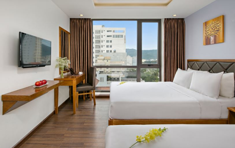 LA Beach Hotel Đà Nẵng