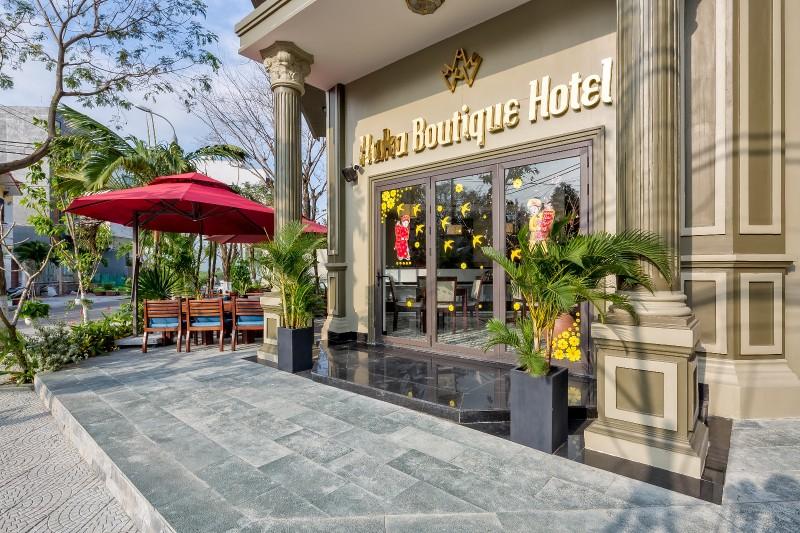 Haka Boutique Hotel Đà Nẵng