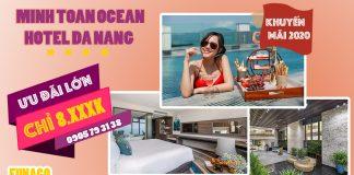 khuyến mãi Ocean Minh Toàn Hotel Đà Nẵng