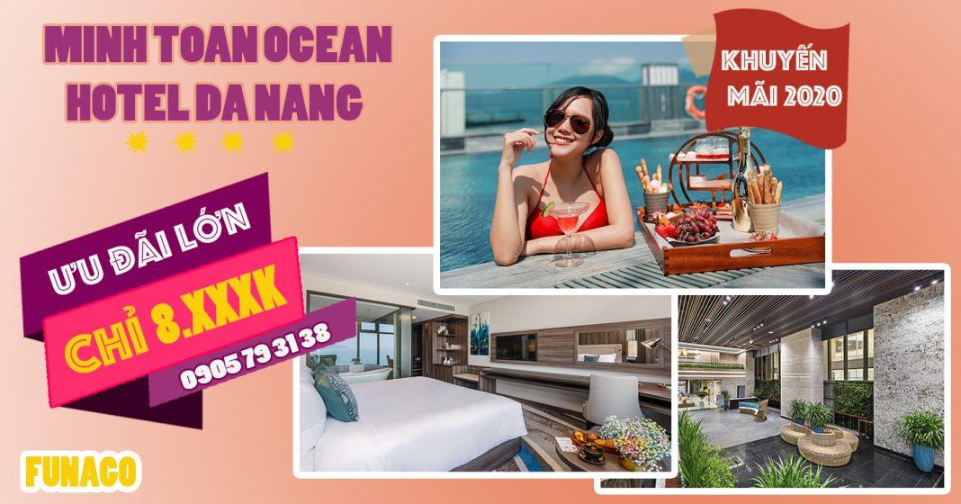 Khuyến mãi Minh Toàn Ocean Hotel Đà Nẵng