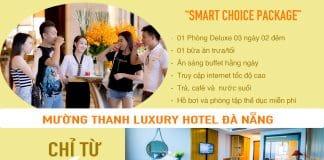 Mường Thanh Luxury Đà Nẵng khuyến mãi gói 3 ngày 2 đêm