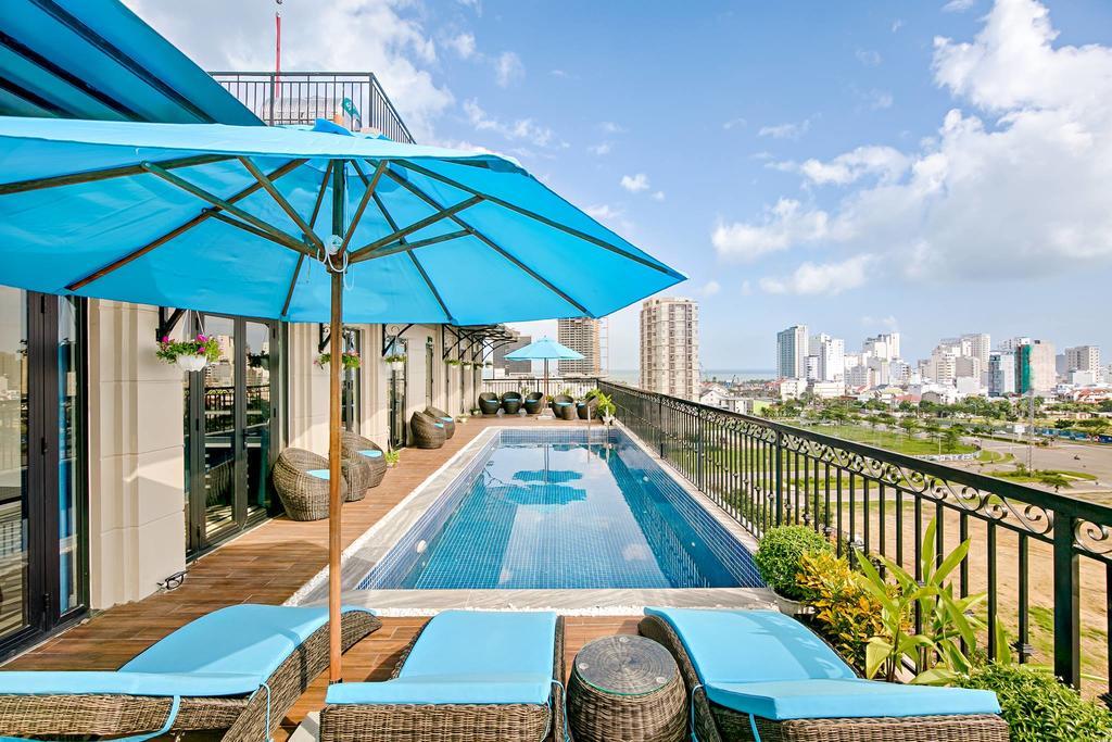 Khách sạn The Herriott Hotel & Suite Đà Nẵng