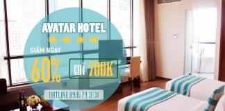 khuyến mãi khách sạn Avatar Hotel Đà Nẵng