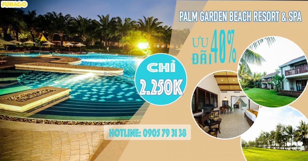 Khuyến mãi Palm Garden Beach Resort & Spa