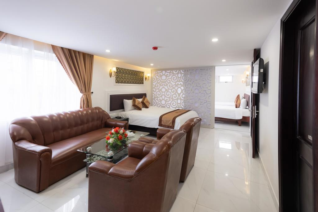 Khách sạn Gold Coast Hotel Đà Nẵng