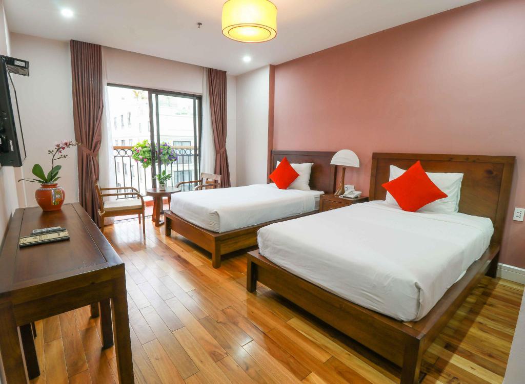 Khách sạn Eco Green Boutique Hotel Da Nang
