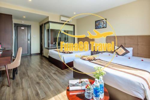 Khách sạn Ocean Haven Hotel Đà Nẵng