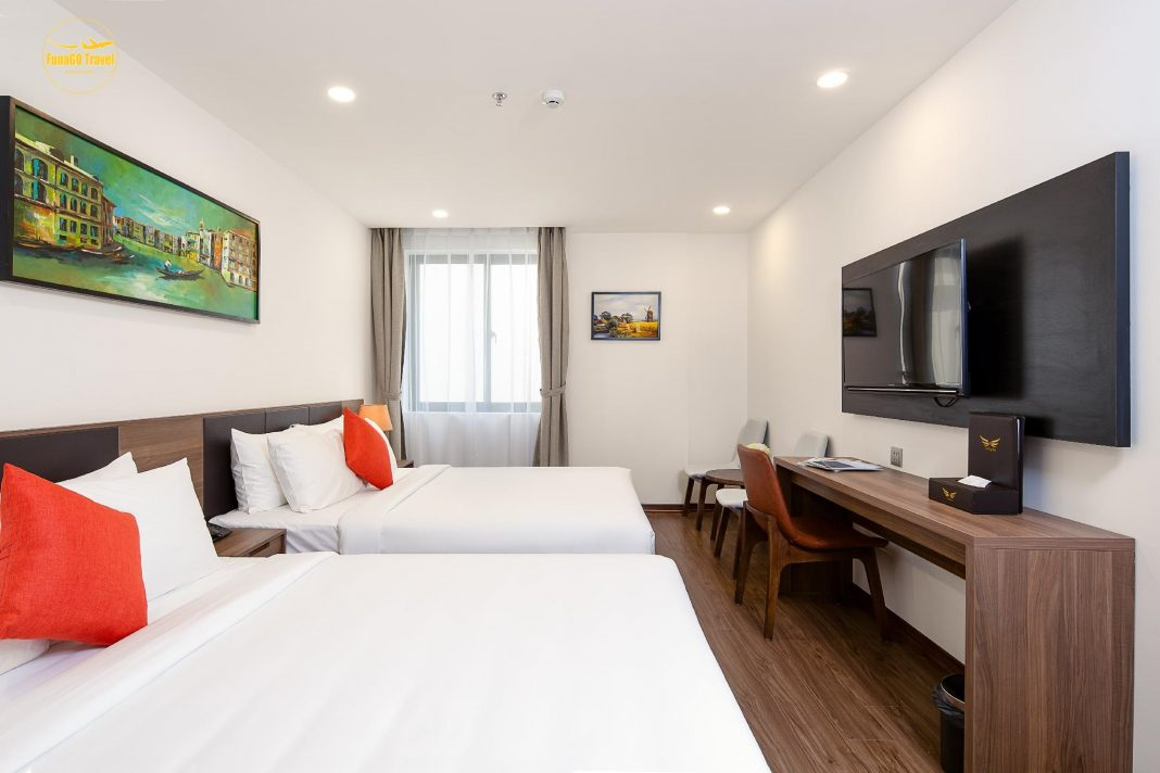 khách sạn The Wings Danang Hotel
