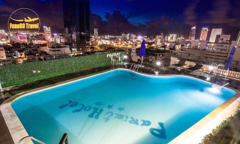 Khách sạn Pariat Hotel & Apartment Đà Nẵng