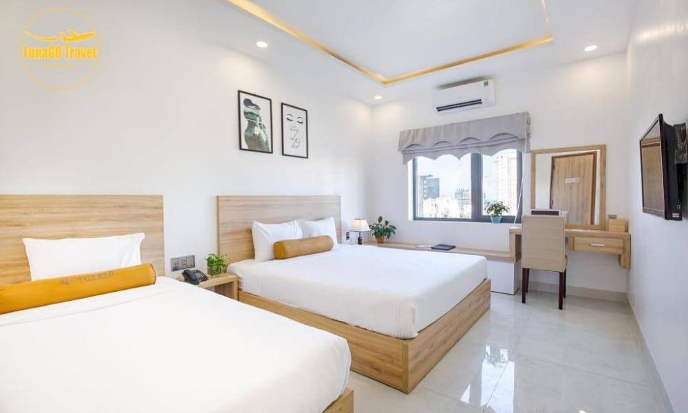 Khách sạn Continent Hotel Đà Nẵng