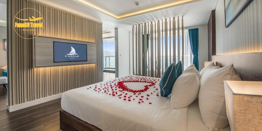 khách sạn Canvas DaNang Beach Hotel