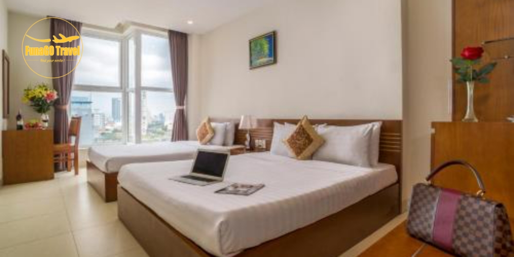 Khách sạn Golden Light Hotel Đà Nẵng