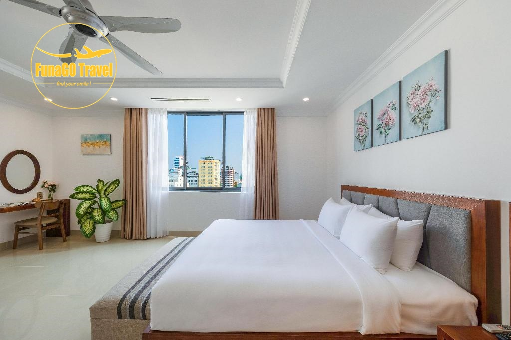Khách sạn Kiwi Hotel & Apartments Đà Nẵng