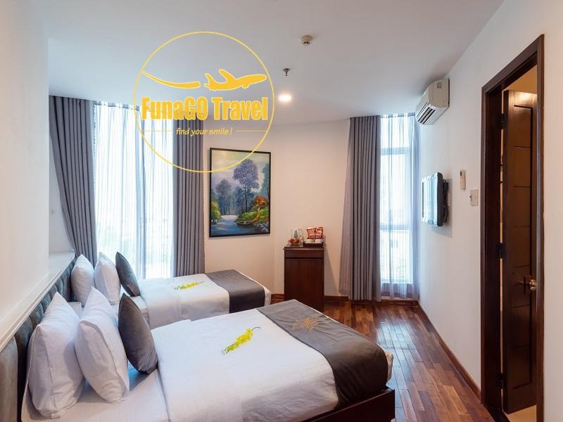 Khách sạn TARASA hotel Đà Nẵng