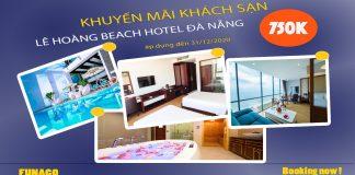Khuyến mãi khách sạn Lê Hoàng Beach Hotel Đà Nẵng