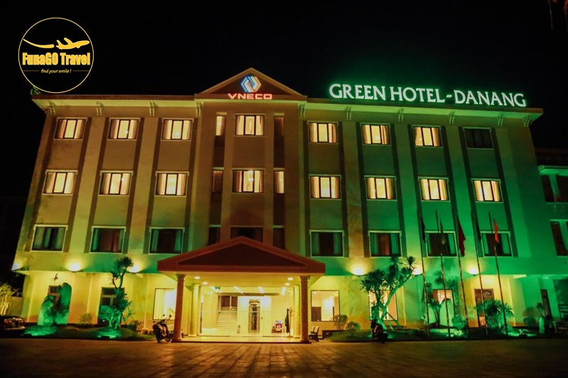 Khách sạn Green Hotel Da Nang