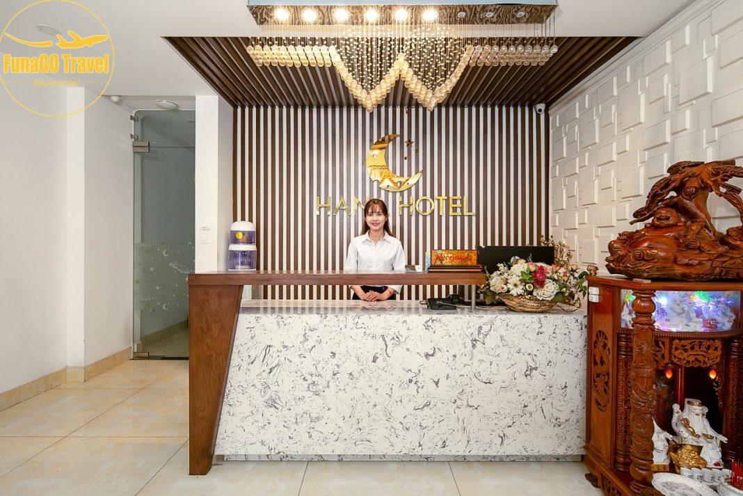 Khách sạn Hana Hotel Da Nang