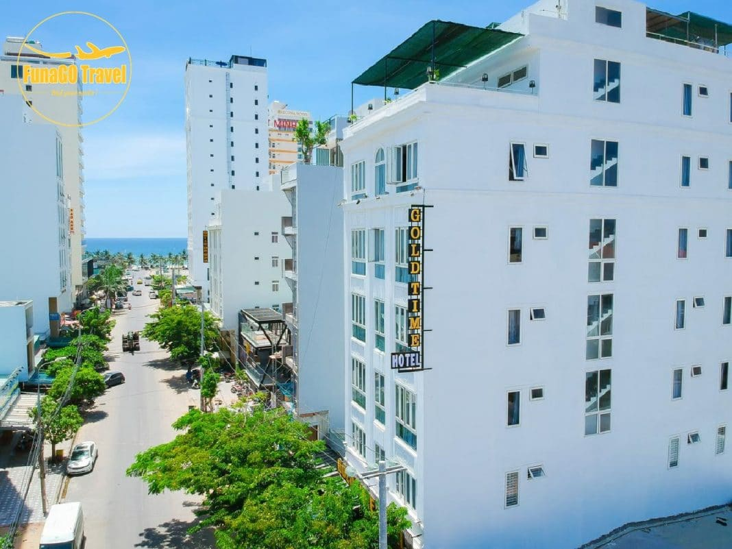 Khách sạn Gold Time Hotel Đà Nẵng