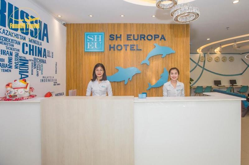 Khách sạn SH Europa Đà Nẵng