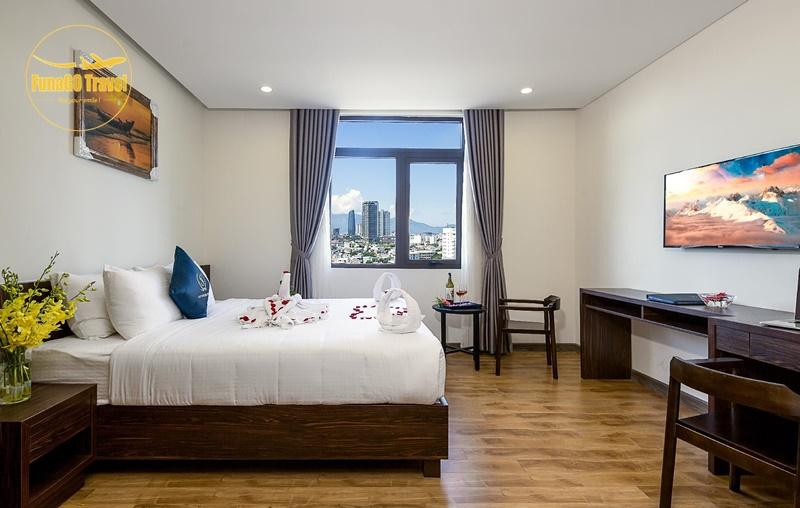 Khách sạn Sepon Blue Hotel Đà Nẵng