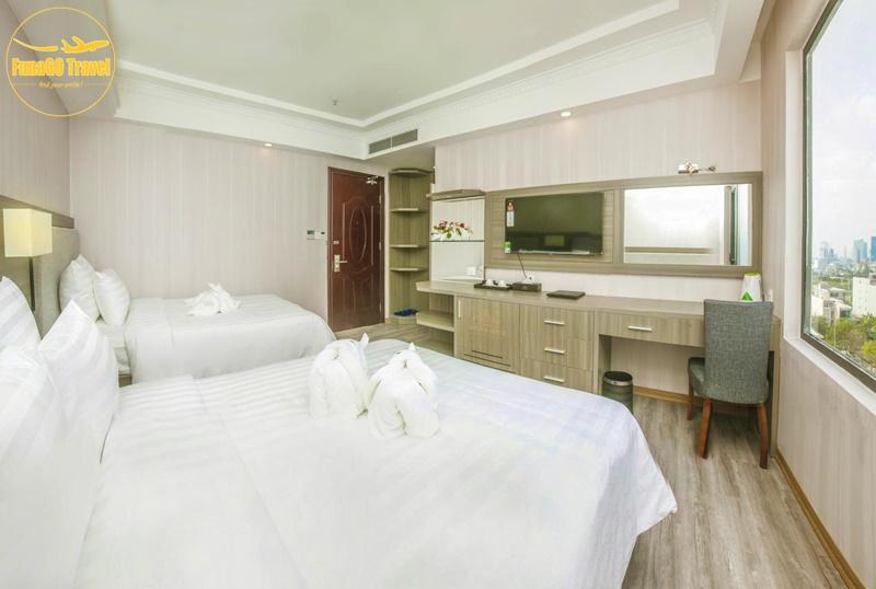 Khách sạn Golden Rose Hotel Danang