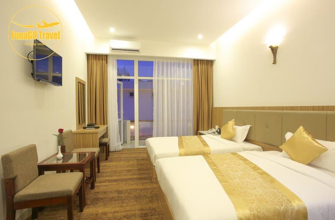 Khách sạn Red Palace Hotel Đà Nẵng