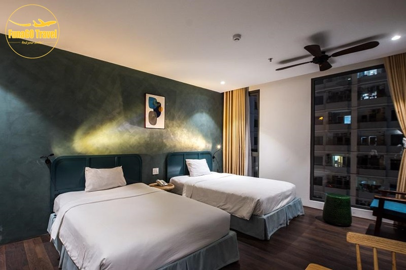 Khách sạn Cosiana Hotel & Apartment Đà Nẵng