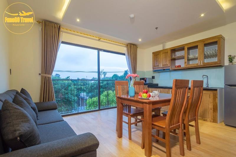 Khách sạn TRIPLE Apartment & Hotel Đà Nẵng