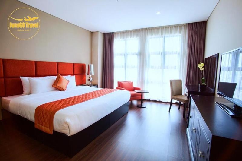 Khách sạn Sanouva Da Nang Hotel