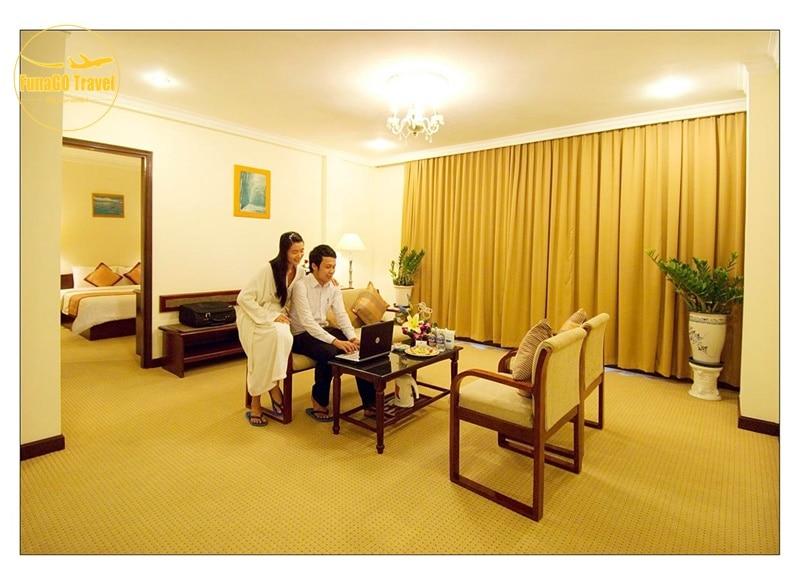 Khách sạn Saigontourane Hotel Đà Nẵng