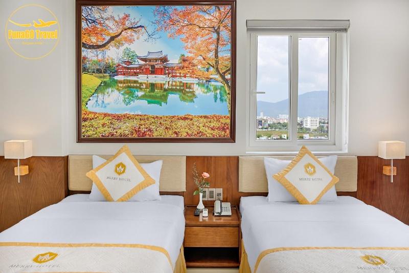 Khách sạn Merry Hotel Đà Nẵng