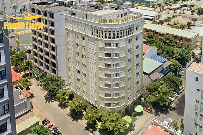 Khách sạn Golden Star Hotel Đà Nẵng