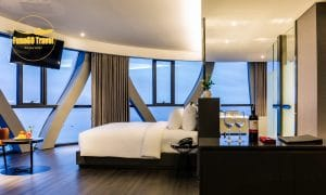 Phòng view biển stella Maris